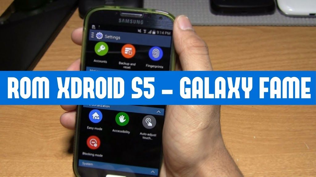 S5-ROM-for-GalaxyFame