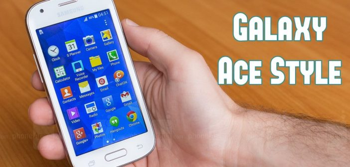 Rootear Samsung Galaxy Ace Style