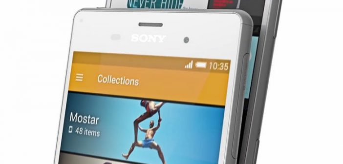 Xperia Z3 Android 5.0.2 Lollipop