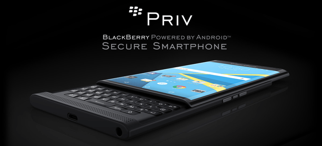 BlackBerry Powered by Android