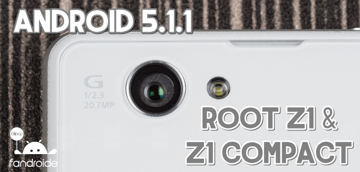 Como Rootear Z1 Compact Android 5.1.1