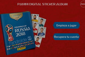 Códigos-Promocionales-Panini-Digital-Sticker-Album-Post.